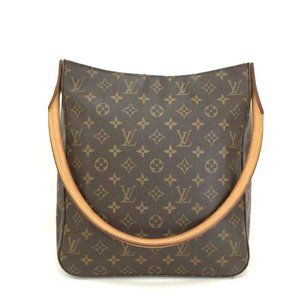 Auth Louis Vuitton Looping Gm Shoulder #7111L40